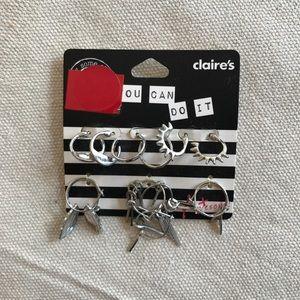 NWT Set/6 Earrings